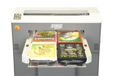 plotter digitale DTG M4