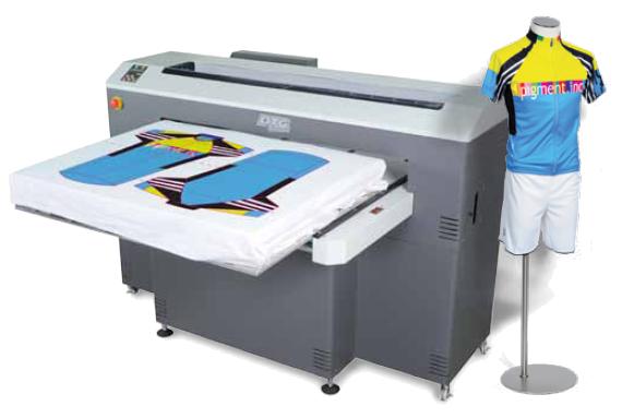 stampante digitale DTG M6 sublimazione